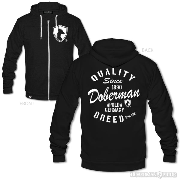 Quality Breed Zip-up
