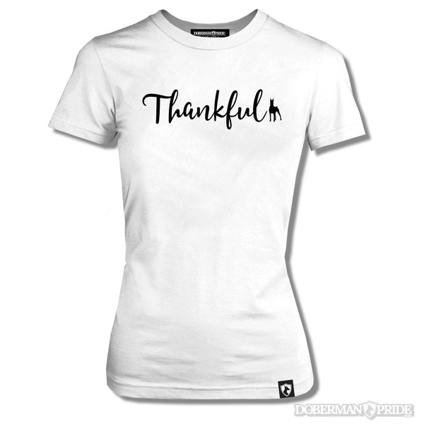 Thankful Womens Tee
