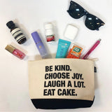 4 THINGS® PERSONALIZED ZIPPER POUCH (CUSTOM PRE-ORDER)