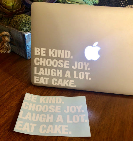 4 THINGS® 'Joy Seeker' Decal