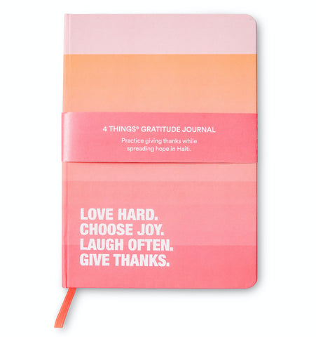 4 Things® Gratitude Journal 2.0