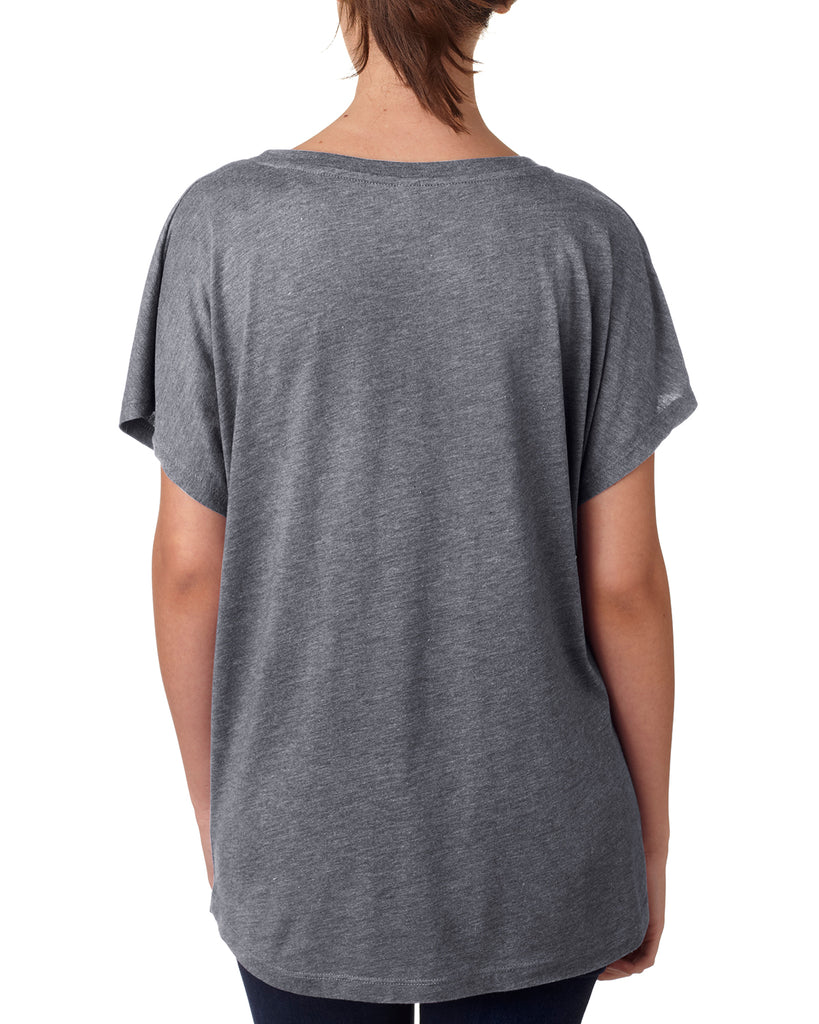 'Mama.' Women's Dolman T-Shirt - Grey