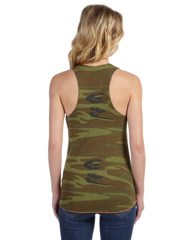 'Hello Lady' Women's Tank - Camo