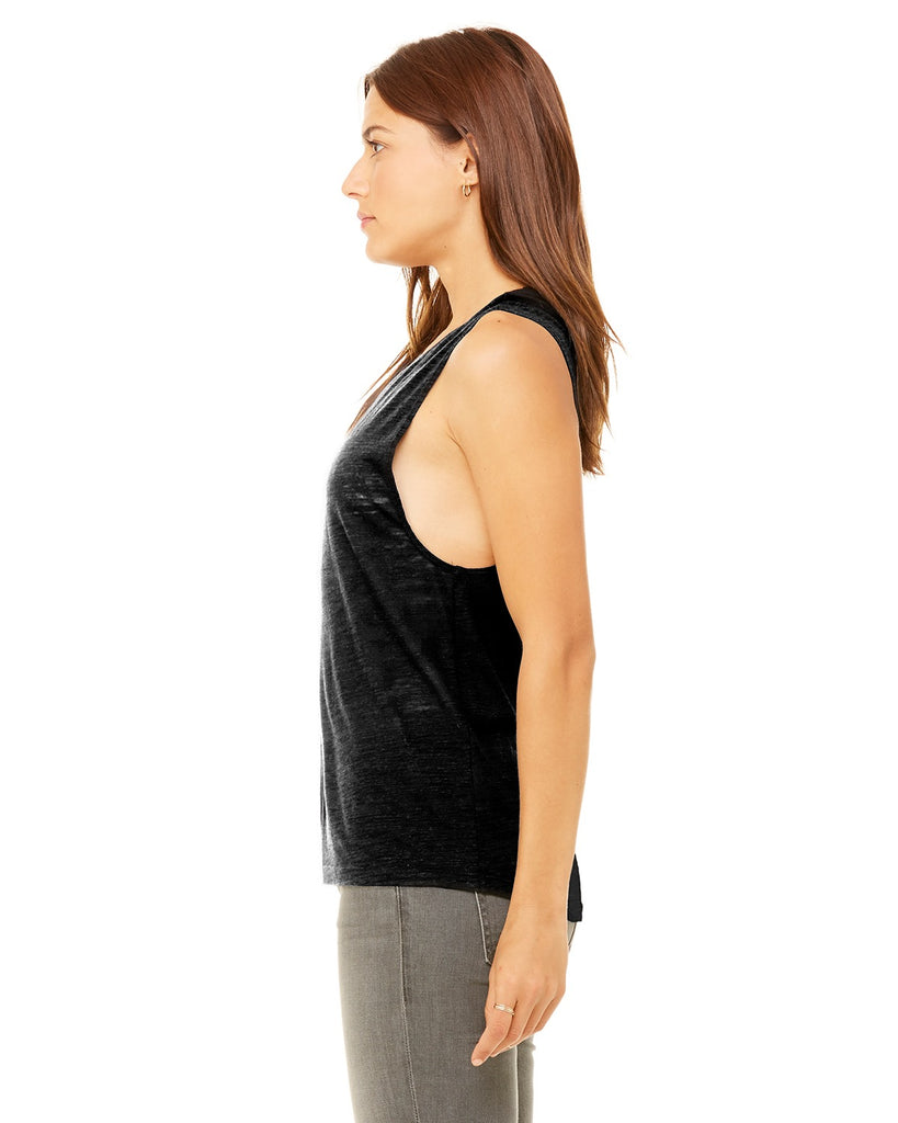 GRL PWR Women's Muscle Tank - Black