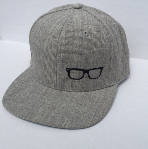 'Can't See' Glasses Hat
