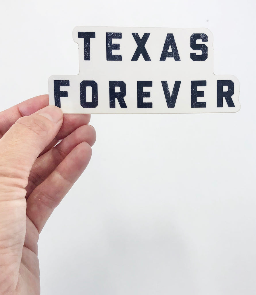 TEXAS FOREVER™ Sticker