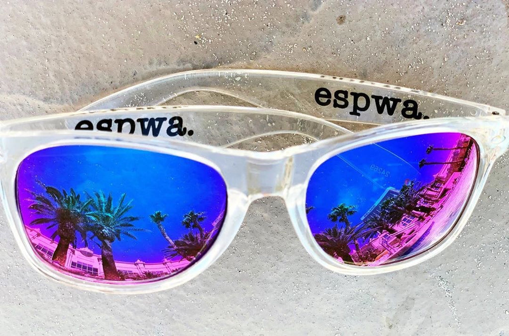 ESPWA® Mirrored Sunglasses