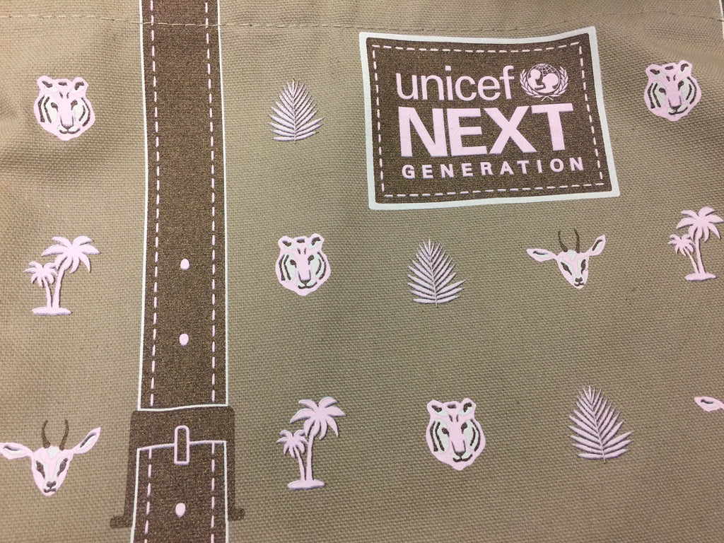 UNICEF Next Generation Tote Bag