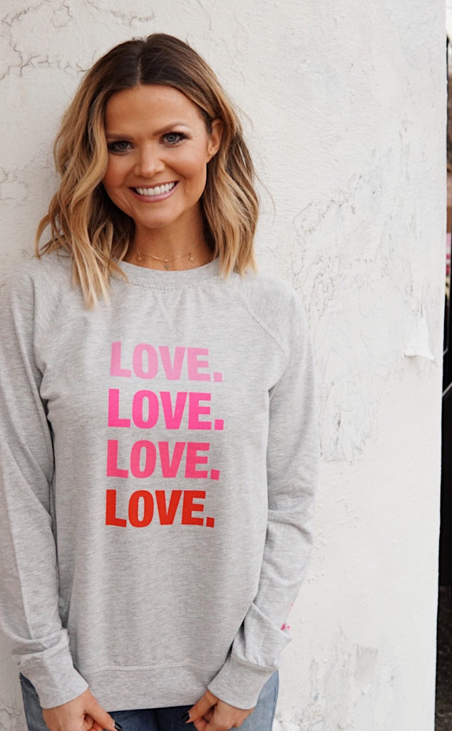4 Things® LOVE Pullover