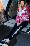#PIMPINJOY Jogger Sweatpants - Black