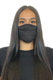 Adult Basic Mask 3-Pack - Black, Navy, Grey