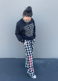 CHOOSE JOY Unisex Flannel Pants