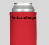 Sore Losers Koozie  - Slim Can