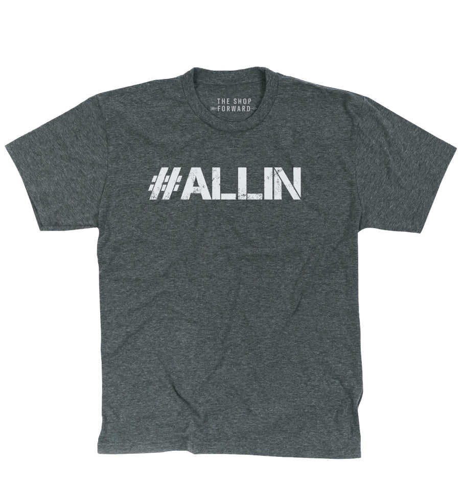 The Woody Show #ALLIN Unisex T-Shirt