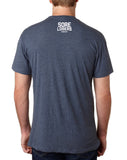 COACH Unisex T-Shirt - NAVY