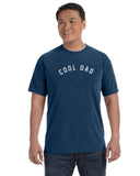 COOL DAD Relaxed Fit T-Shirt - Navy