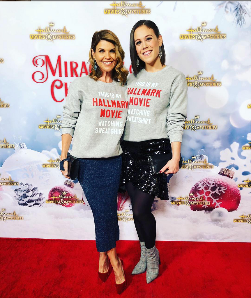 Hallmark Movie Watcher Sweatshirt