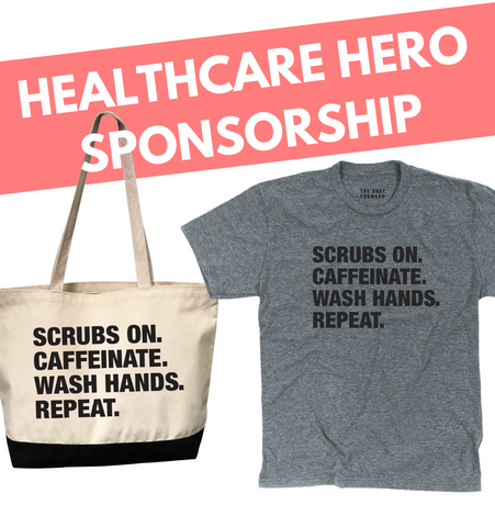 Healthcare Hero 4 Things® Sponsor/Donation