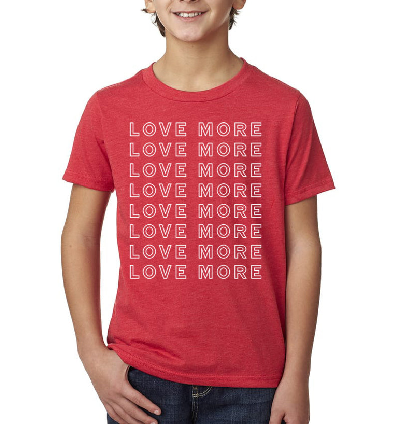 LOVE MORE Repeat Kid