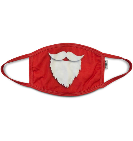Cloth Face Mask - Santa Beard