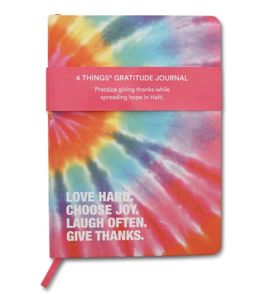 4 Things® Gratitude Journal - PRE-ORDER!