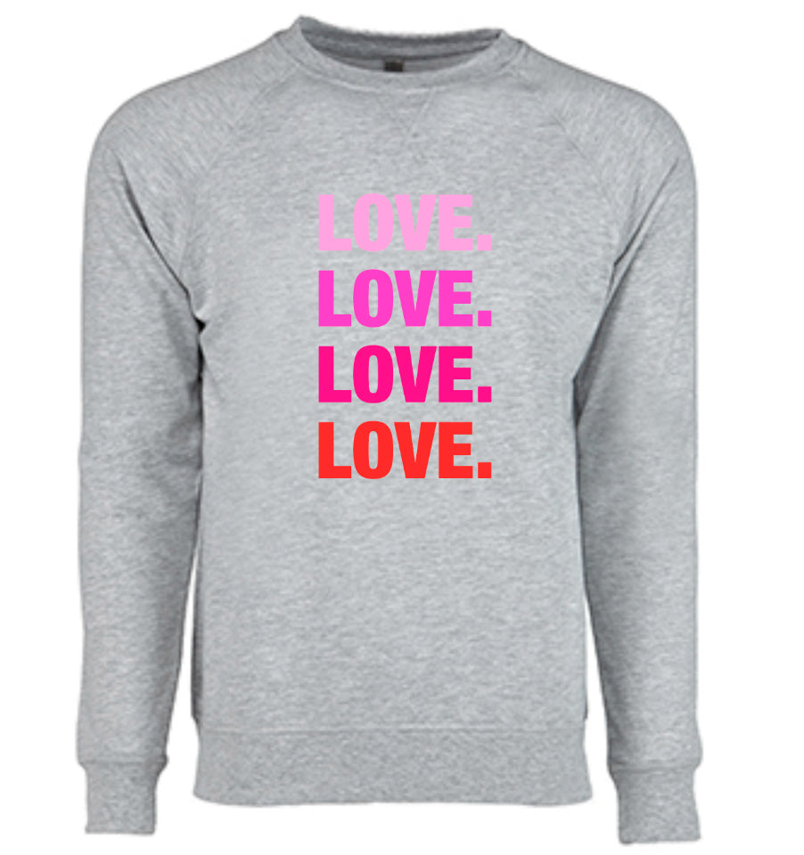 34b5a939f8 4 Things™  All 4 Love  Pullover