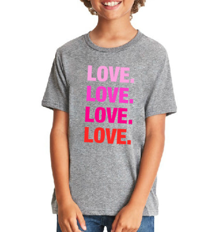 Kids 4 Things® LOVE T-Shirt