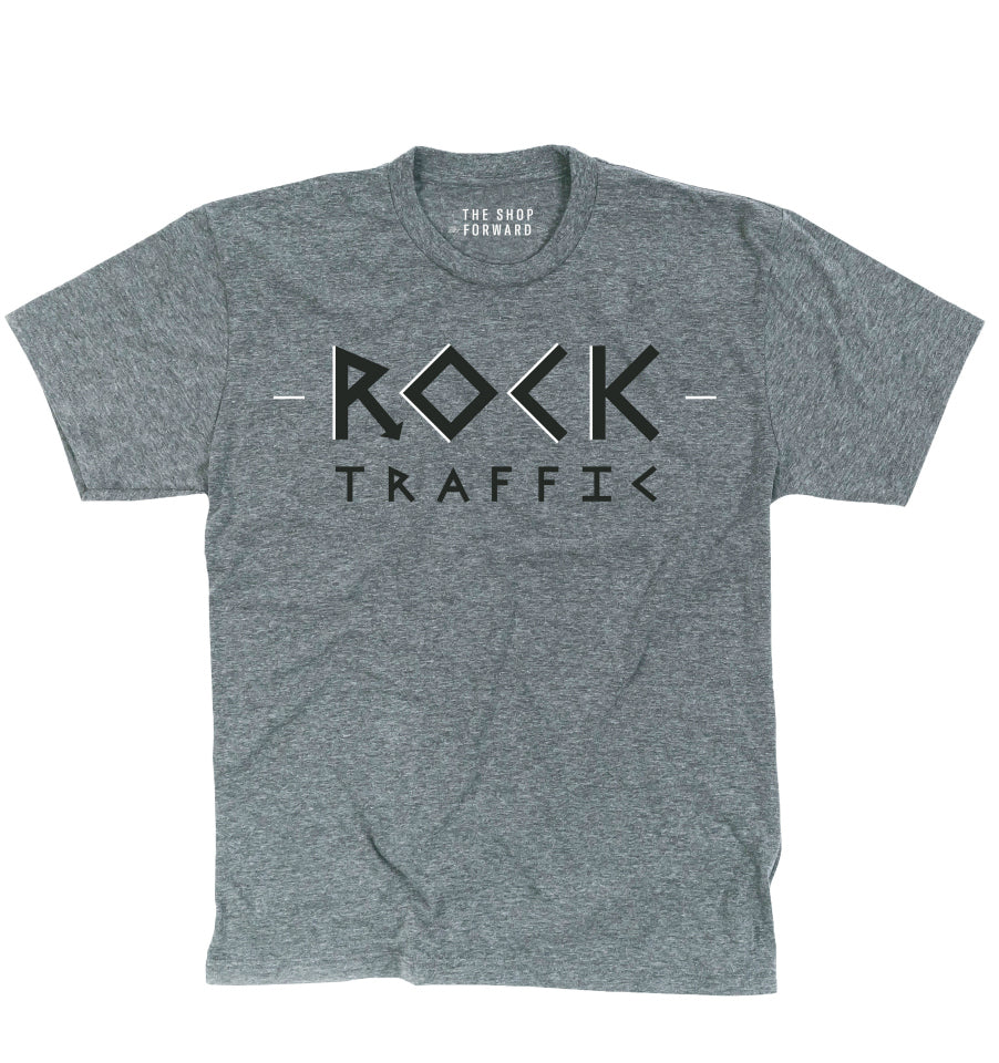 The Woody Show 'ROCK TRAFFIC' Unisex T-Shirt