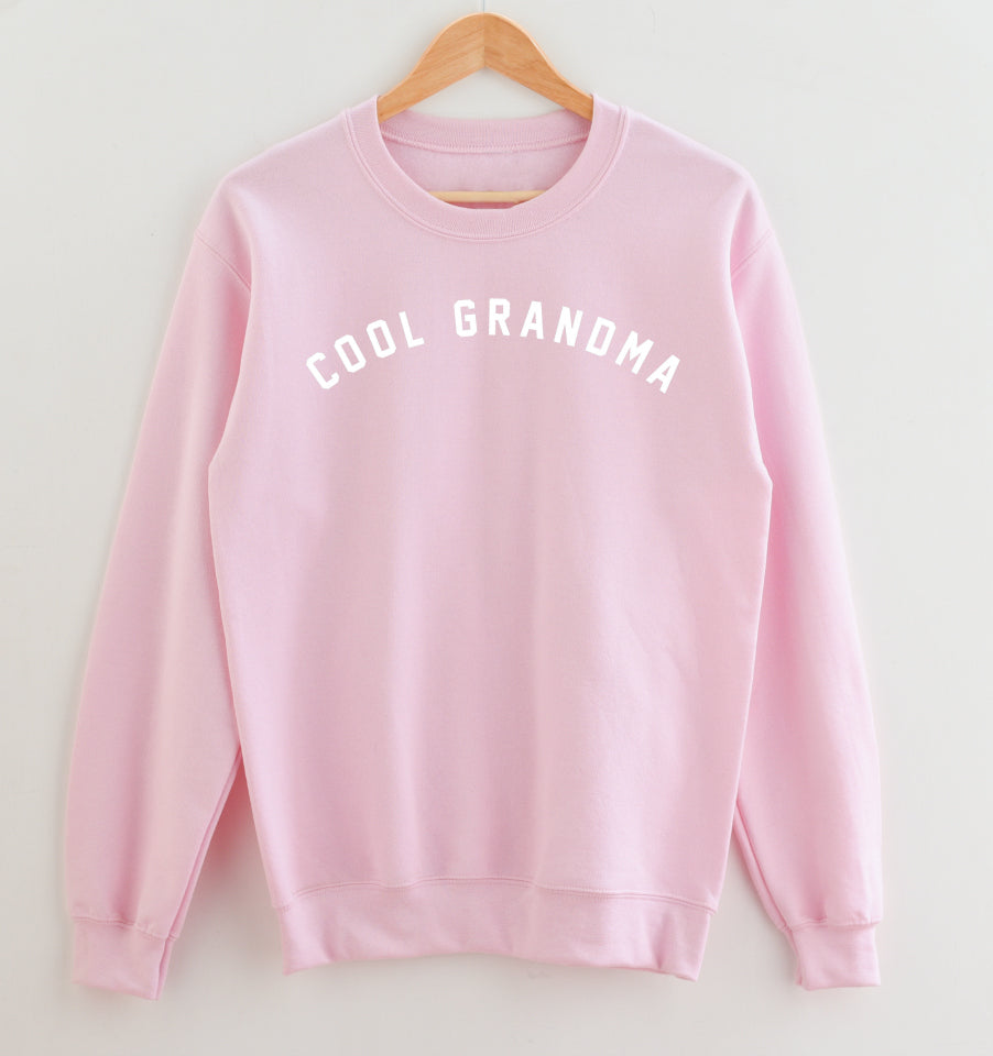 COOL GRANDMA Sweatshirt