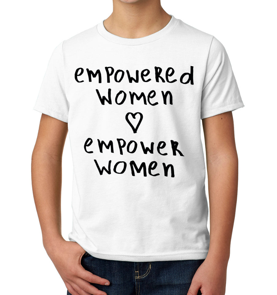 EMPOWERED WOMEN Kids Tee