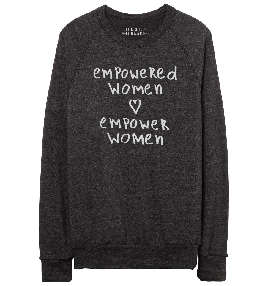 EMPOWERED WOMEN Unisex Pullover
