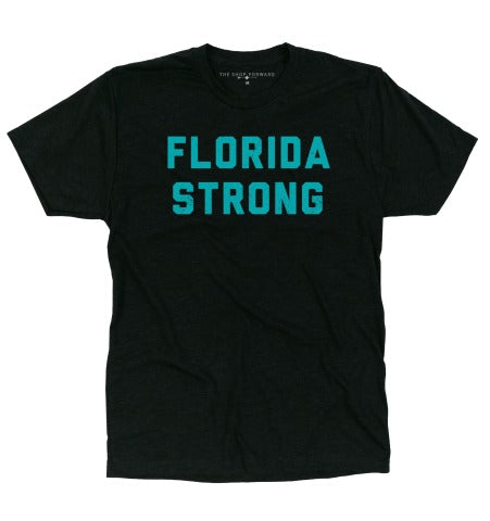FLORIDA STRONG Unisex T-Shirt - Black