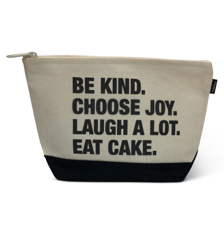 4 THINGS® 'Joy Seeker' Zipper Pouch