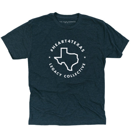 #Heart4Texas Legacy Collective T-Shirt