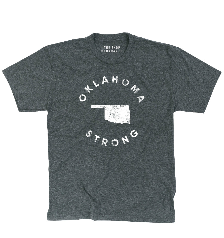 OKLAHOMA STRONG Unisex T-Shirt