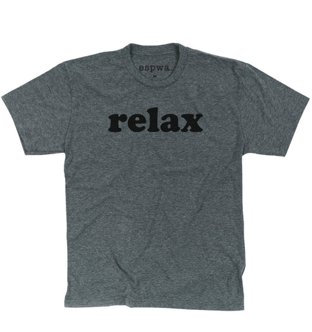 'RELAX' T-Shirt - Adult