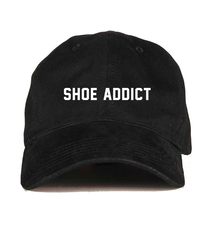 Danielle's 'SHOE ADDICT' Dad Hat