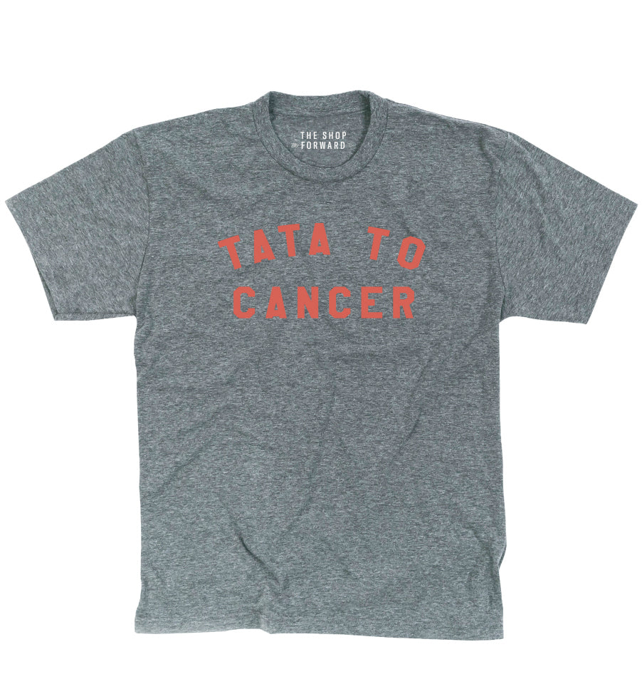 TATA TO CANCER Unisex T-Shirt