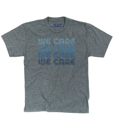 WE CARE Unisex T-Shirt Supporting Foster Care
