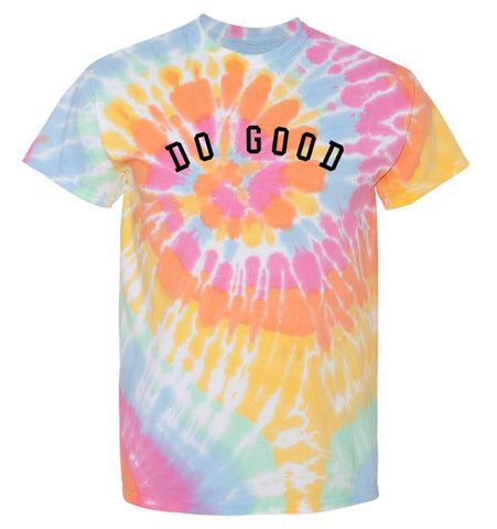 DO GOOD Unisex T-Shirt - Tie Dye
