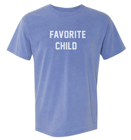 'FAVORITE CHILD' Unisex Relaxed Fit Tee