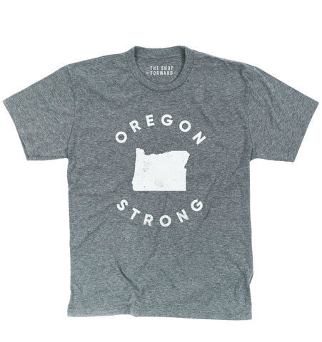 OREGON STRONG Unisex T-Shirt