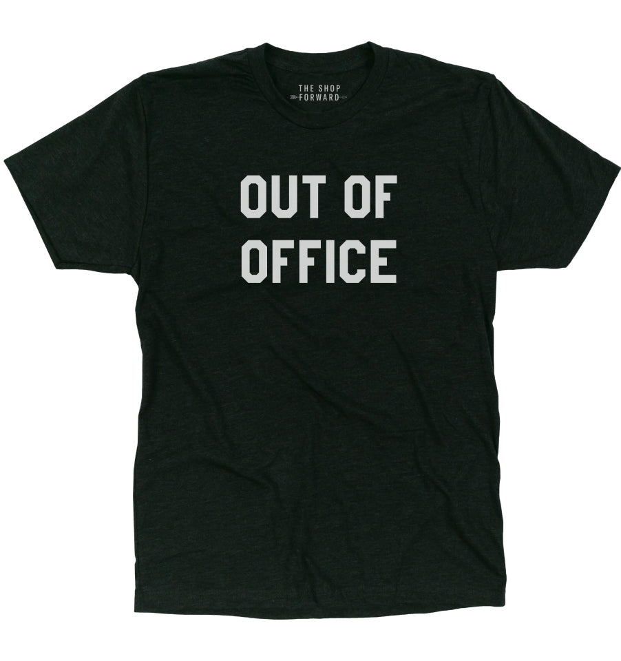 OUT OF OFFICE Unisex T-Shirt