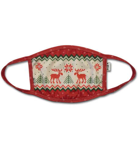 Cloth Face Mask - Christmas Sweater