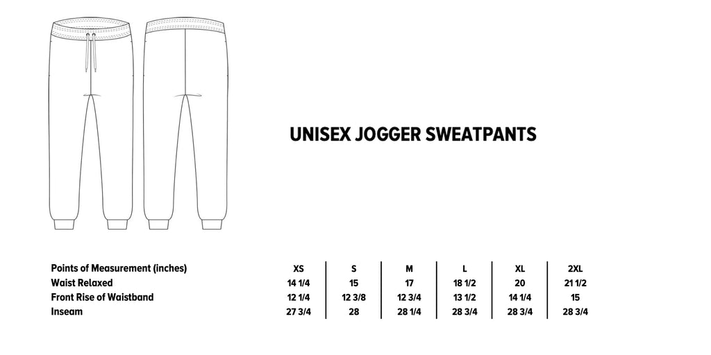 CHOOSE JOY Unisex Jogger Sweatpants - Dark Grey Heather