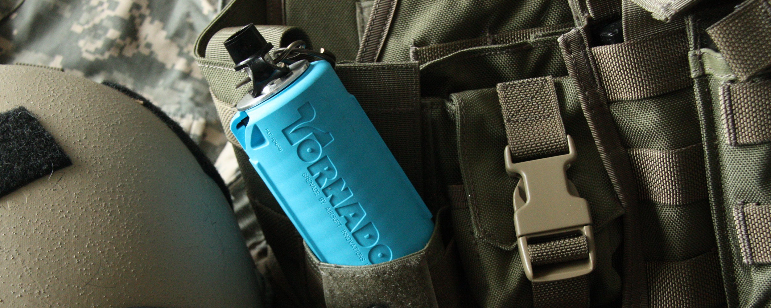 Tornado Grenade - How it Works | Airsoft Innovations Inc
