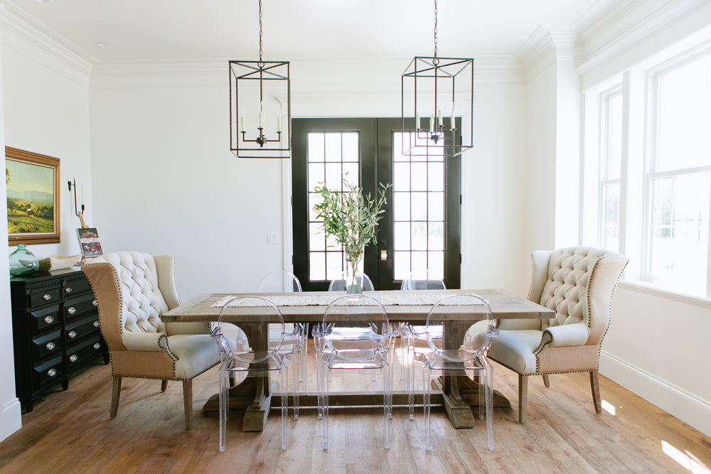 Modern Farmhouse Dining Room Shop House of Jade