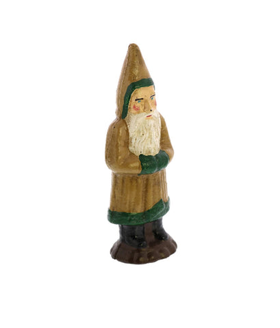 Cast Iron Santa Gnome