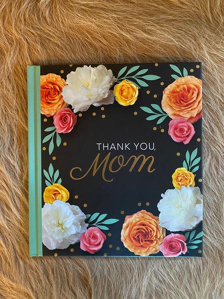 """Thank You, Mom"" Book"