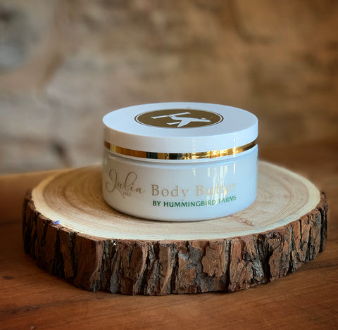 Julia Body Butter by Hummingbird Farms